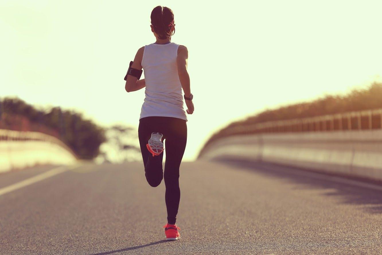Czy przez bieganie można schudnąć z nóg