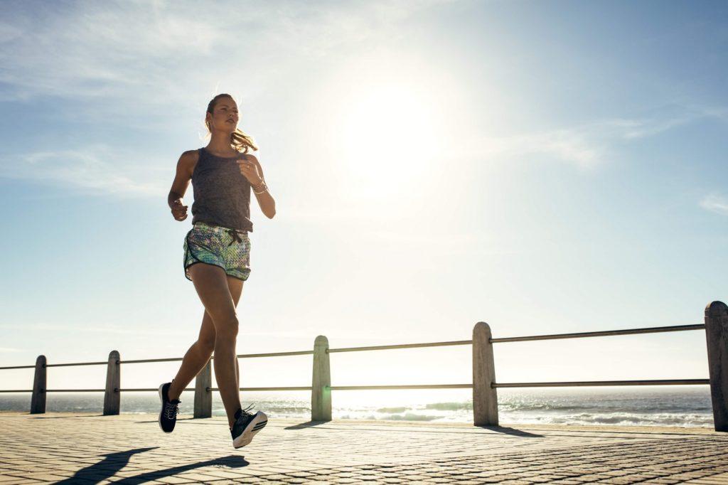 Bezpieczny trening biegowy