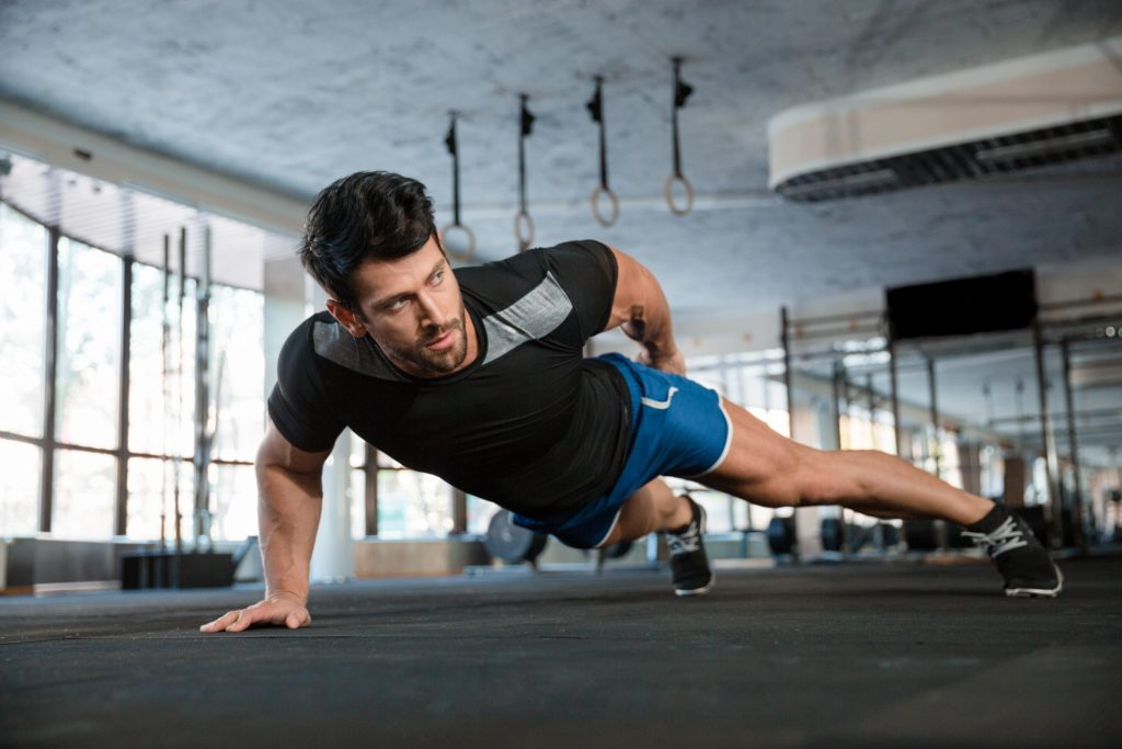 Ćwiczenia wzmacniające core