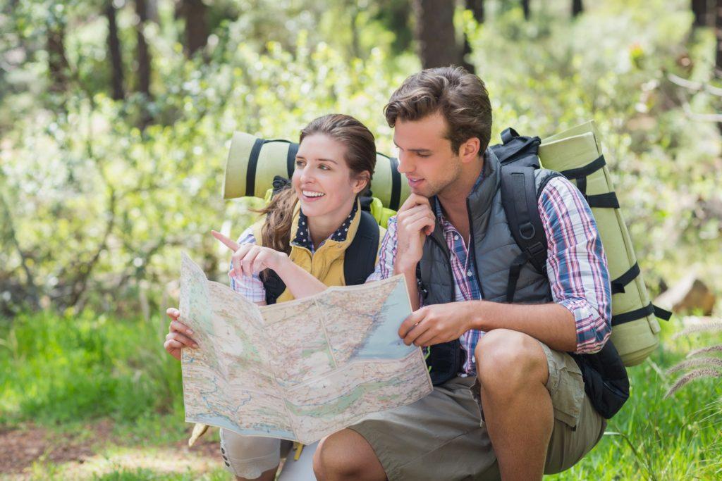 Jak zaplanować trasę wgórach