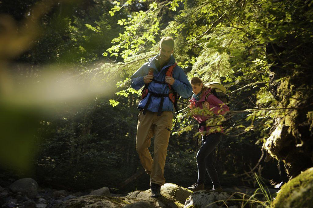 Spodnie trekkingowe najesień