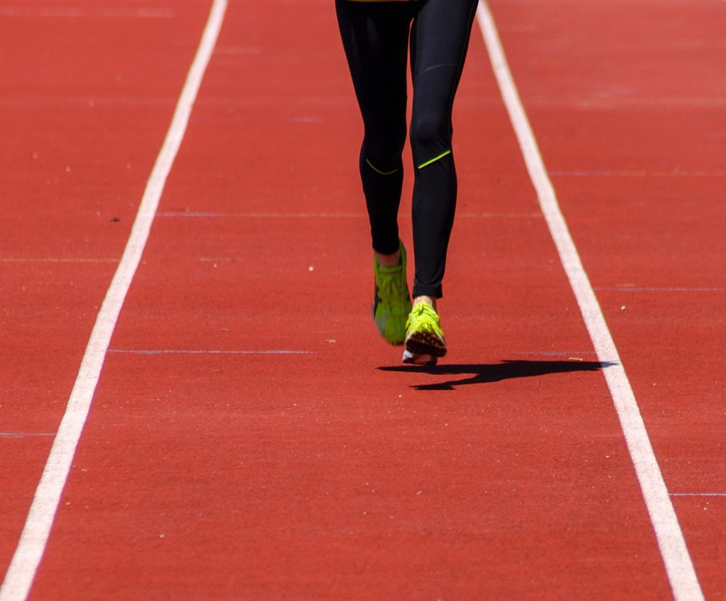 Slow jogging – technika
