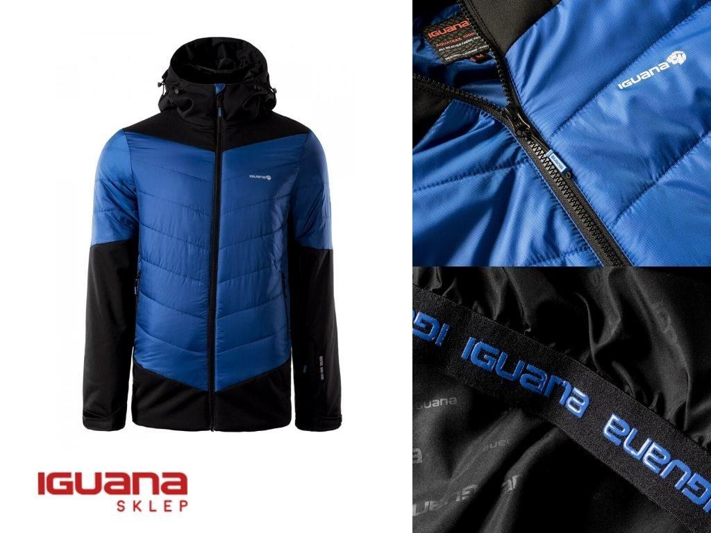 Męska kurtka narciarska marki Iguana