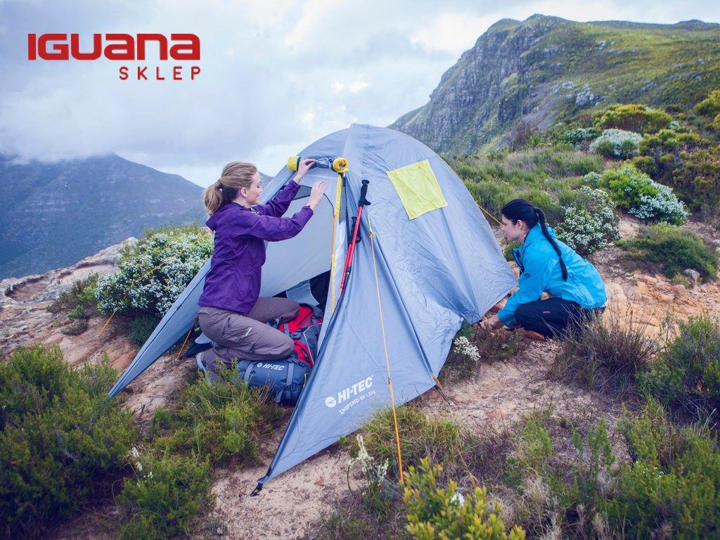 Jaki namiot nabiwak