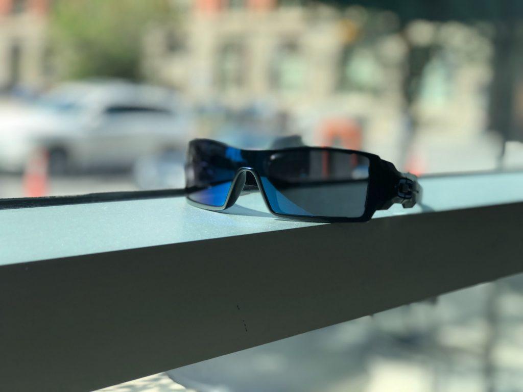 Okulary zfiltrem