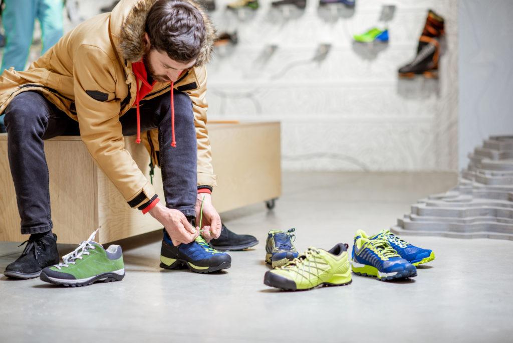 Jak mierzyć buty trekkingowe